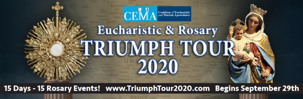 CEMA Triumph Tour 2020